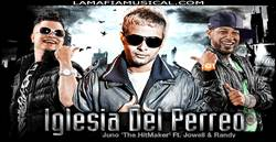 Jowell & Randy Ft Franco El Gorilla Iglesia Del Perreo Remix