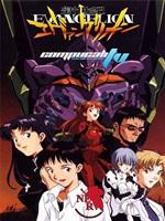 Neon Genesis Evangelion Serie Completa DVDRip Español Latino