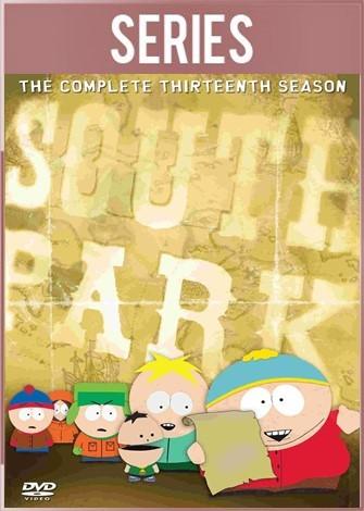 South Park Temporada 13 Completa Español Latino