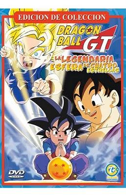 La Legendaria Esfera De 4 Estrellas - Dragon Ball GT La Pelicula