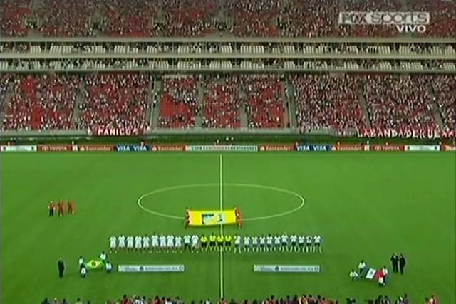 Portada de Copa Santander Libertadores 2010 Final