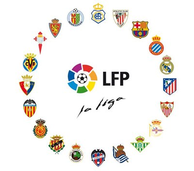 Portada de Liga BBVA Futbol de España En Vivo y en Directo – La Liga