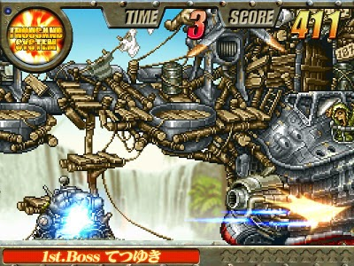 Metal Slug Collection PC Full Español Reloaded