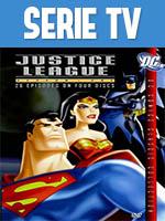 Liga de la Justicia Temporada 1 Completa Español Latino