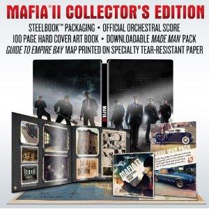 Mafia II Manual Mapas Extras Edicion Full