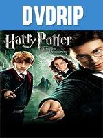 Portada de Harry Potter 5 la Orden del Fénix DVDRip Español Latino