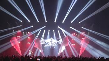 Portada de Daddy Yankee Concierto Belgica Video