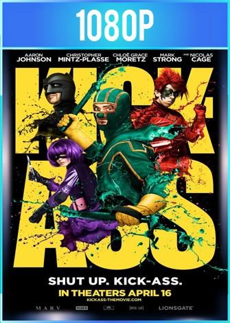 Kick Ass (2010) HD 1080p Latino Dual