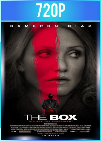 The Box [La Caja] (2009) BRRip HD 720p Latino Dual