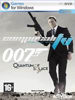 James Bond 007: Quantum of Solace (2008) PC Full Español
