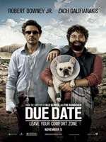 Due Date [Todo Un Parto] DVDRip Español Latino Descargar 1 Link