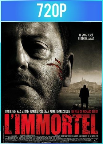 El Inmortal (22 Bullets) BRRip HD 720p Latino