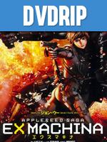 Appleseed Ex Machina DVDRip Español Latino Descargar 1 Link