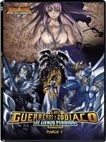 Los Guerreros del Zodiaco: El Lienzo Perdido Serie Completa Español Latino