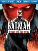 Batman El Misterio de Capucha roja [Under the Red Hood] 720p Dual Latino BRRip