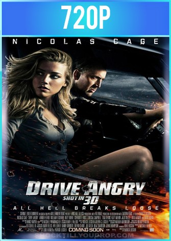 Infierno al Volante (2011) BRRip HD 720p Latino Dual