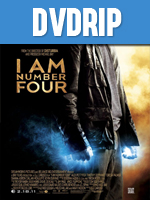 Soy el Número Cuatro DVDRip Español Latino