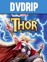 Thor Tales Of Asgard DVDRip Español Latino