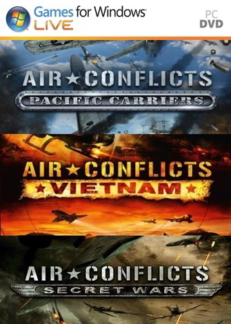 Air Conflicts Collection (2011-2013) PC Full Español