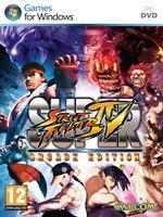 Super Street Fighter 4 IV PC Full Arcade Edition 2011 Español Descargar