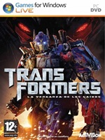 Transformers La venganza de los caidos PC Full