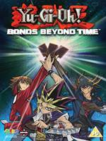Portada de Yu Gi Oh Bonds Beyond Time DVDRip Audio Latino 2011