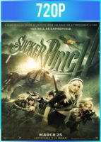 Sucker Punch (2011) HD BRRip 720p Latino Dual