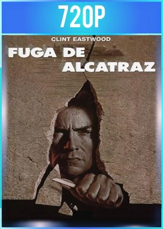 Fuga de Alcatraz (1979) BRRip HD 720p Latino Dual