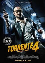 Torrente 4 DVDRip Español Latino