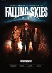 Falling Skies Serie Completa HDTV Español Latino Descargar 2011