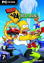 Los Simpsons Hit y Run PC Full Español