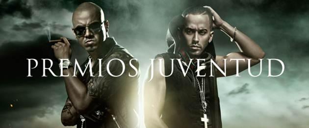 Premios Juventud Wisin y Yandel
