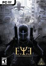 Portada de E.Y.E Divine Cybermancy PC Full ISO Descargar