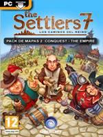 Portada de The Settlers 7 Los Caminos del Reino PC Full Español DVD9 Descargar