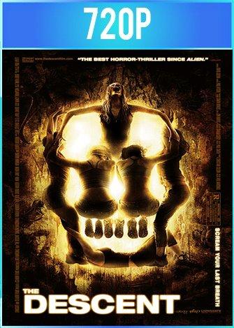 El Descenso (2005) BRRip HD 720p Latino Dual