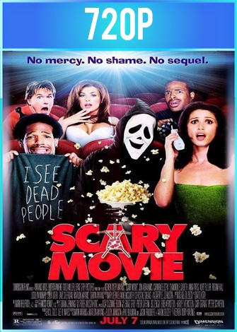 Scary Movie 1 (2000) HD 720p Latino Dual