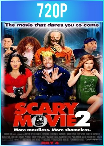 Scary Movie 2 (2001) HD 720p Latino Dual