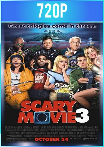 Scary Movie 3 (2003) HD 720p Latino Dual