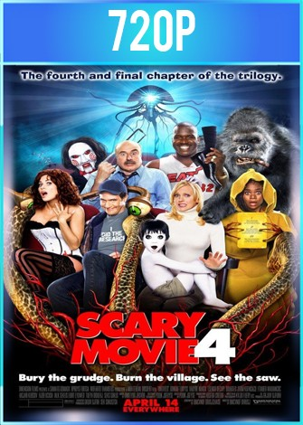 Scary Movie 4 (2006) HD 720p Latino Dual
