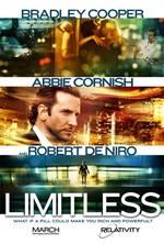 Sin Limite [Limitless] DVDR Menu Full [Español Latino] NTSC 2011