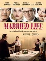 Portada de Infieles [Married Life] DVDRip Español Latino