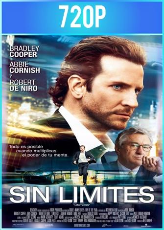 Sin Limites [Limitless] (2011) BRRip 720p Extendida Latino Dual