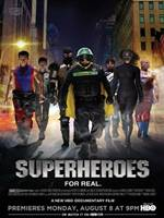 Superheroes 2011 [DVDRip] Español Latino Descargar [1 Link] Documental