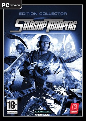 Starship Troopers (2005) PC Full Español