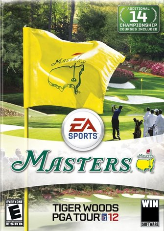 Tiger Woods PGA Tour 12 The Masters (2011) PC Full