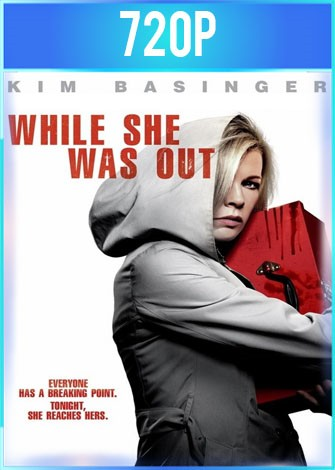 While She Was Out (2008) HD 720p Latino Dual