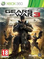 Gears Of War 3 Xbox 360 [Ingles] 2011 [XGD3] JTAG Descargar