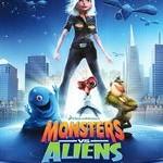 Monsters vs Aliens Calabazas Mutantes del Espacio Exterior [BRRip] Español Latino [720p HD]