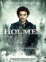 Portada de Sherlock Holmes DVDRip Latino Descargar 1 Link