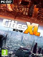 Cities XL 2012 PC Game Full Español Reloaded Descargar DVD5